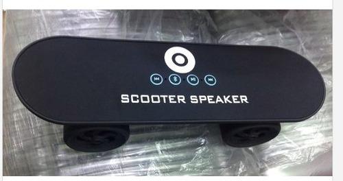 caixa de som modelo skate bluetooth speaker alto-falantes