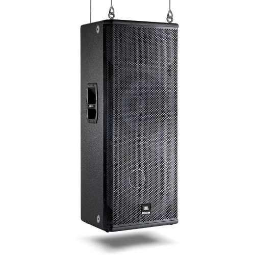 caixa de som passiva jbl mrx625 2x15 800w frete gratis