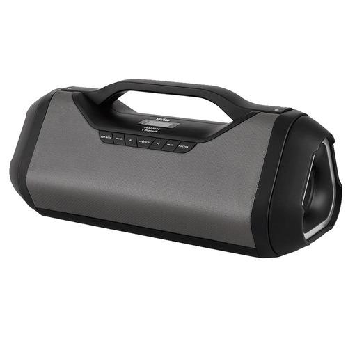 caixa de som philco speaker pbs200 preto, bluetooth, usb
