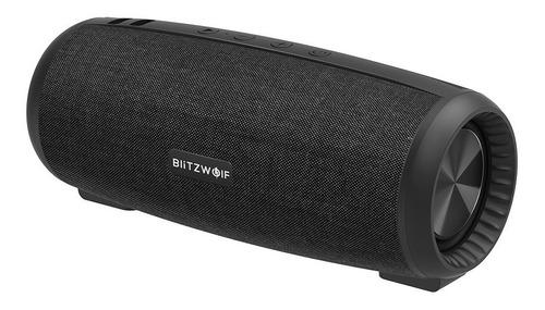 caixa de som portátil blitzwolf bw-wa1 tws 12w bluetooth 5.0