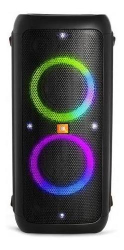caixa de som portátil bluetooth partybox 200 preto