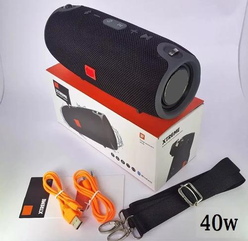 caixa de som portatil bluetooth xtreme mini 30w potente usb