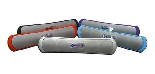 caixa de som portátil c/ bateria bluetooth pendrive micro sd