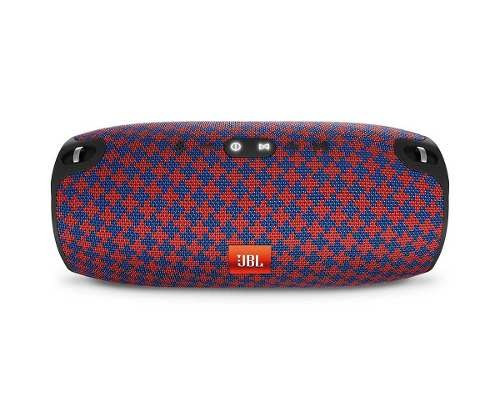 caixa de som portatil jbl box xtreme malta 40w com bluetooth