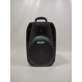Caixa De Som Portátil Starlux  Com Bluetooth