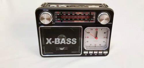 caixa de som portatio altomex a-135 radio usb am fm 4bandas
