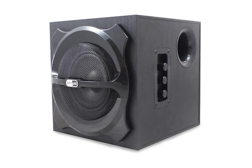 caixa de som potente 140w portatil pc celular note tv 802f