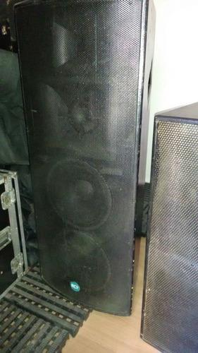 caixa de som rcf event 6000 passivas