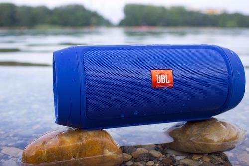 caixa de som recarregável charge 2 portátil bluetooth jbl
