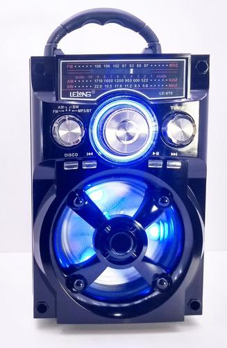 caixa de som  recarregável solar com bluetooth/usb/sd/am/fm
