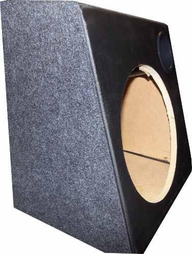 caixa de som slim mdf 15mm 12 pol