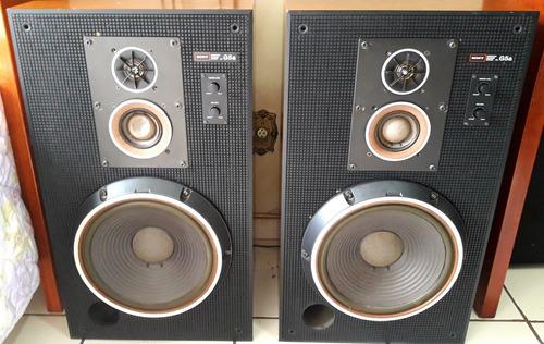 caixa de som - sony ss-g5 a - 1980