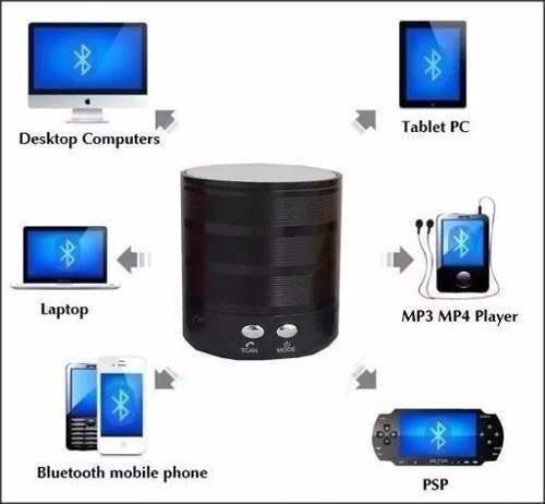 caixa de som speaker bluetooth ipad, iphone, android ws887
