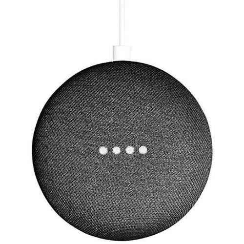caixa de som speaker google home mini lacrada wi-fi