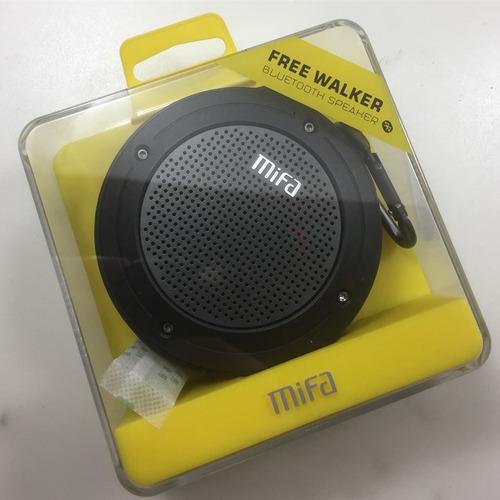 caixa de som speaker  mifa f10  bluetooth 4.0  original