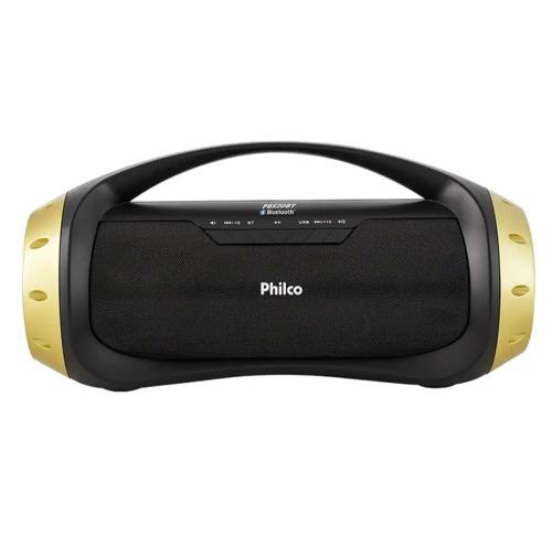 caixa de som speaker philco bluetooth pbs20bt bivolt