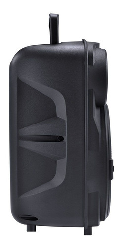 caixa de som vinik 100w 8  bt usb sd aux mic bateria cp100bt