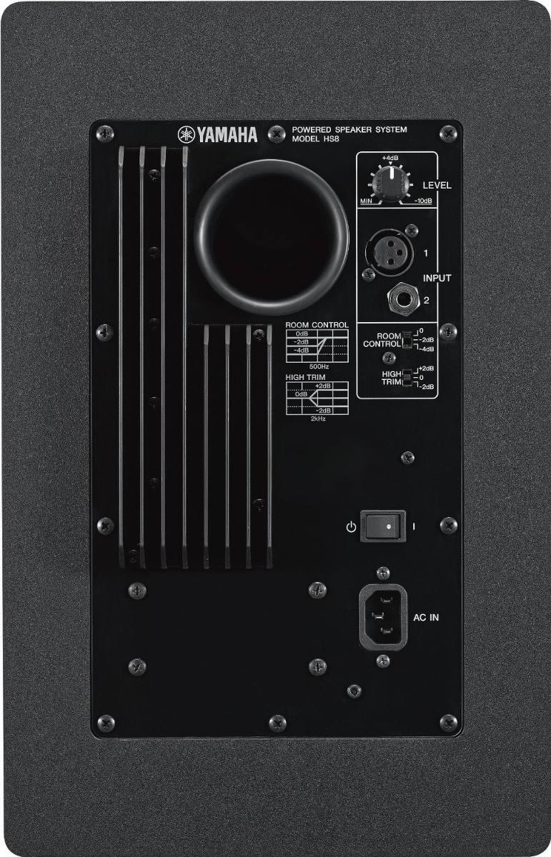 Yamaha Hs Static