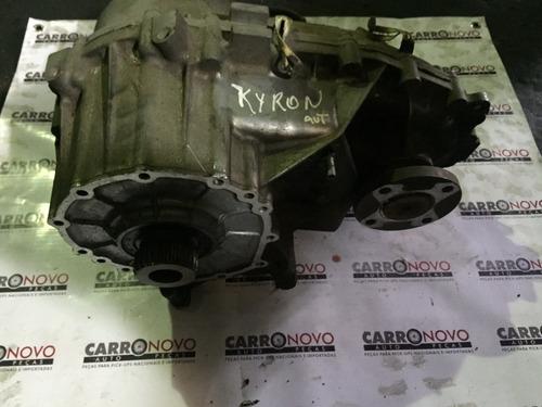 caixa de tracao transferencia ssang yong kyron 4cc