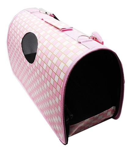 caixa de transporte mala cachorro gato casinha passeio pet g