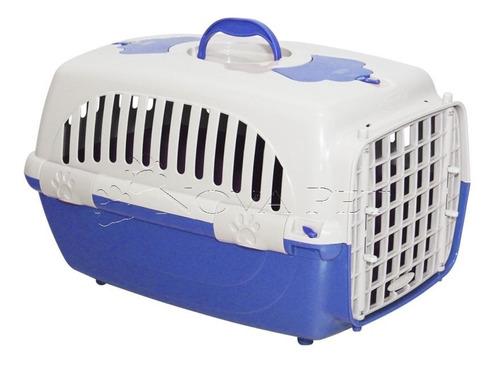 caixa de transporte para animais média.