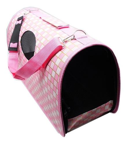 caixa de transporte pet e caes dobravel mala cachorro gato g
