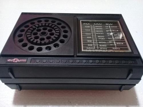 caixa do motoradio multiband rpf-m32 antigo relíquia