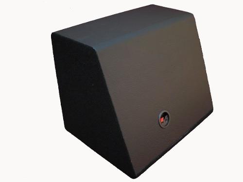 caixa dutada em mdf p/subwoofer de 12 polegadas +nota fiscal
