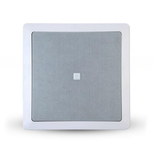 caixa embutir arandela 6co1q som ambiente forro 2 peças