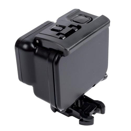 caixa estanque blackout hero5 ou hero6 black- gopro