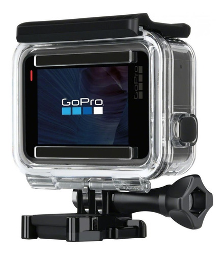 caixa estanque gopro super suit hero 5 6 7 black aadiv-001