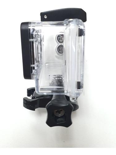 caixa estanque original sjcam para sj4000