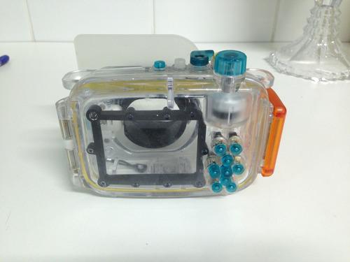 caixa estanque para canon s95 - fotografia marinha