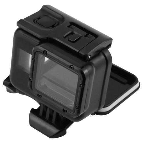 caixa estanque preta gopro 5 6 7 black blackout hero 5 6 7