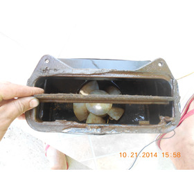 Caixa Evaporadora Ar Condicionado Opala Antigo