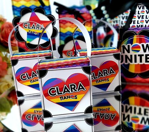 caixa fone now united 40 peças