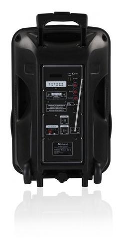 caixa frahm ativa cm-600 bt c/ bateria cm600bt tipo amvox