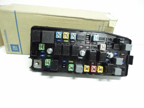caixa fusível completa captiva 11/17 - nova original