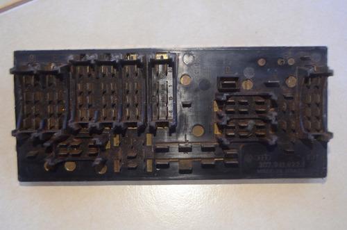 caixa fusível relê santana gol g1 quadrado original