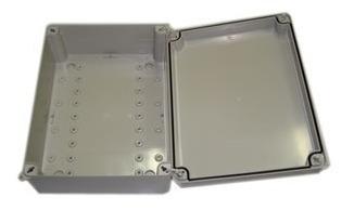caixa hermética provedores de internet (17 x 14,5 x 9 cm )