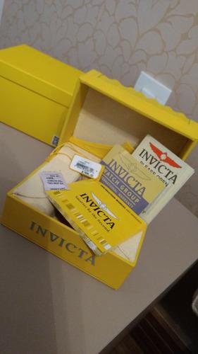 caixa invicta grande original