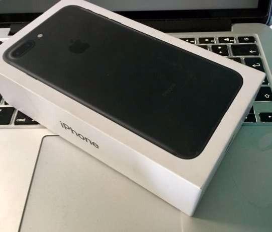 9558b644f3 Caixa iPhone 7 Plus Preto Matte 128 Gb - R$ 100,00 em Mercado Livre