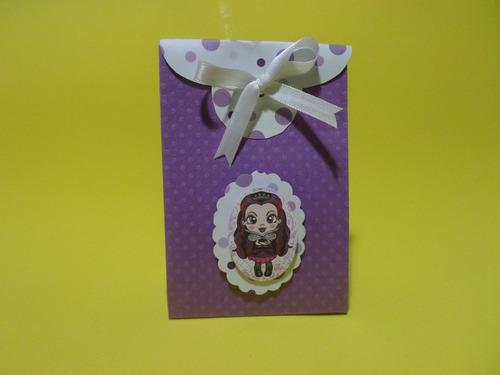caixa lembrancinha aniversario chá de bebê - 10 unidades