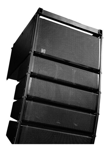 caixa line array beta 600 watts ativo bumper 1 sub 4 caixas