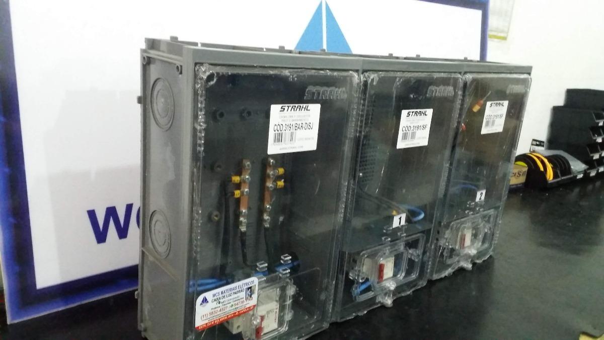db764f0c43c caixa luz para 2 medidores policarbonato padrão eletropaulo. Carregando  zoom.