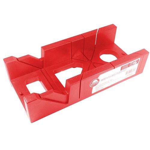 caixa meia esquadria prancha corte ângulos 22,5° 45° 90° wk