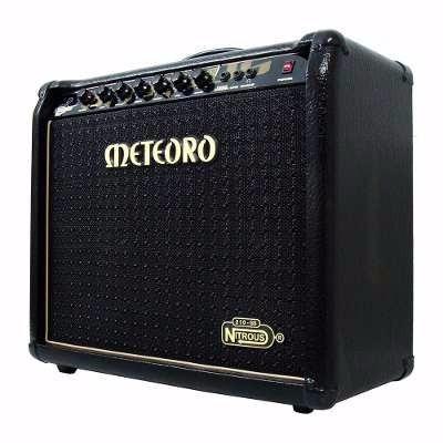 caixa meteoro nitrous gs100 elg guitarra 100w 2 af10 + frete