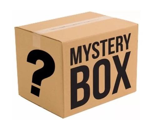 caixa misteriosa mystery box caixa surpresa itens variados