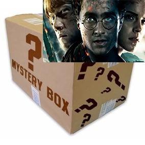 caixa misteriosa mystery box harry potter frete grátis top