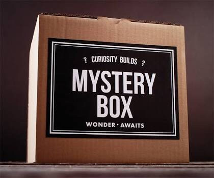 caixa misteriosa mystery box surpresa - gold edition